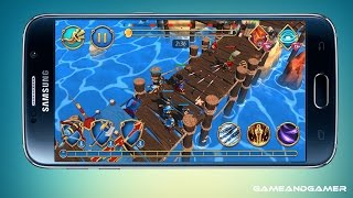 Top 5 Best Tower Defense Games For iOS & Android ( FREE )