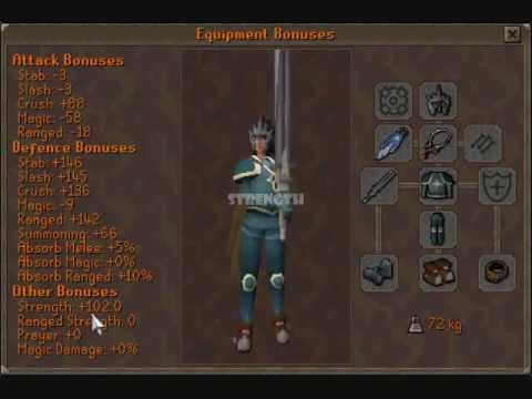 runescape best f2p armour 2012 youtube