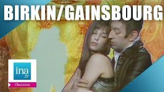 """Serge Gainsbourg et Jane Birkin """"La décadanse""""   Archive INA"""