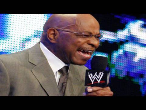 Teddy Long makes a huge announcement