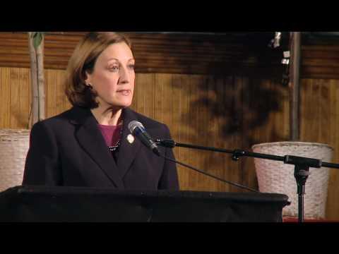 Brunner's Introduction - Jennifer Brunner / Lee Fisher Candidate's Forum