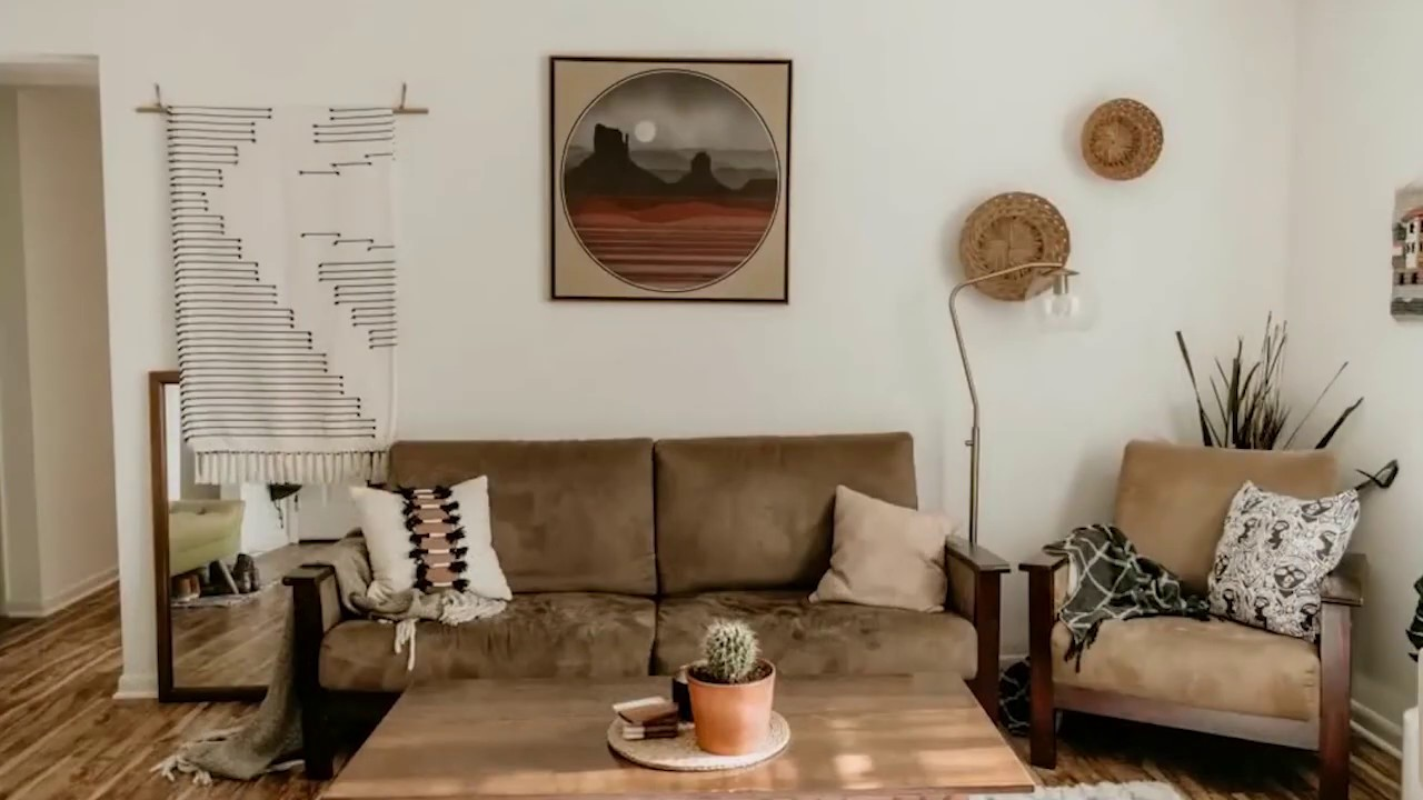 Organic Modern Home Scandinavian Tour Simply Living Interior Design Renovation Youtube
