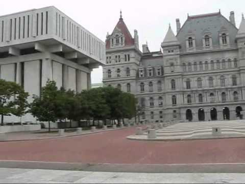 New York Travel: A Visit to Albany
