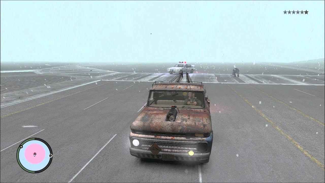 Rusty Chevrolet - GTA IV - YouTube