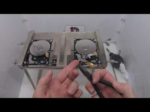 Seagate ST9120821A Head Swap - Affordable Clean Room Data Recovery by $300 Data Recovery