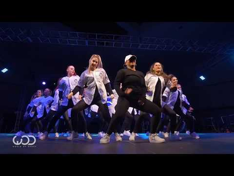 Royal Family -FRONTROW -World of Dance Los Angeles 2015