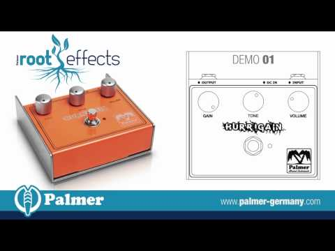 Palmer root effects - Hurrigain