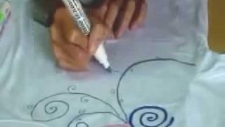 bút vẽ lên áo giặt không phai Artline EKT-2