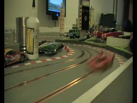 First slot track video