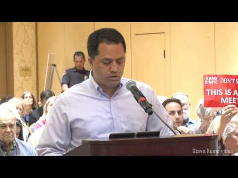 Plan Bay Area  Is Racist- Keeps Minorities In Poverty-4-22-13