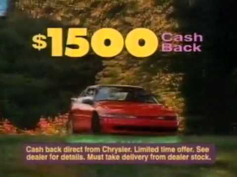Jeep & Eagle Commercial (1991)