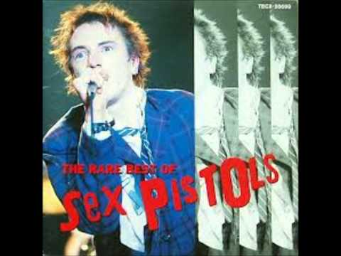 Submission - Sex Pistols (rare version)