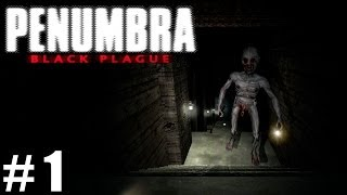PENUMBRA: BLACK PLAGUE - PRESO! - Parte 1
