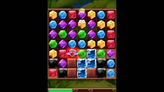 Как пройти 144 уровень игры Планета самоцветов?