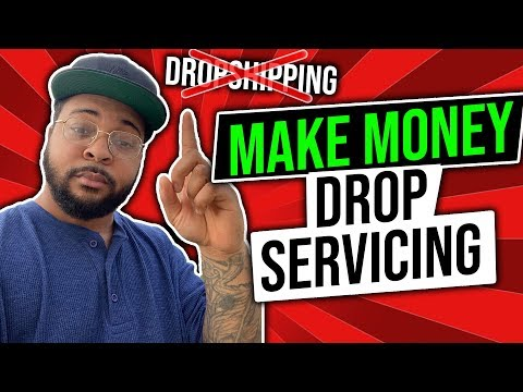 How To Start A Drop Servicing Business In 2020