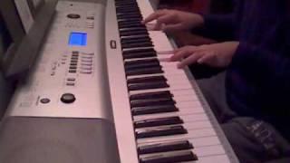 Aate Jate Hasate Gaate - Maine Pyar Kiya - Piano Instrumental