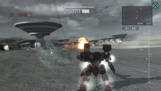 Xenia Xbox 360 Emulator - Armored Core: For Answer Ingame / Gameplay! (DX12 WIP)