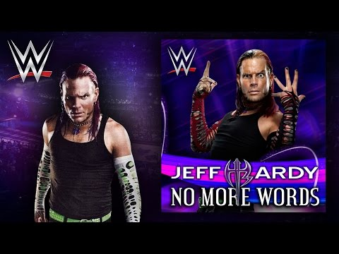 WWE: No More Words Jeff Hardy Theme Song + AE Arena Effect