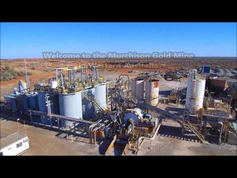 Monument Mining - Drone Videos Of All Three Mining Operations January 2017