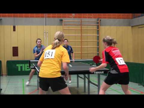 Tischtennis Mantz, Chantal172 Böhmländer, Lisa 178 Heil, VanessaHösbach-Morhard,Eva  2