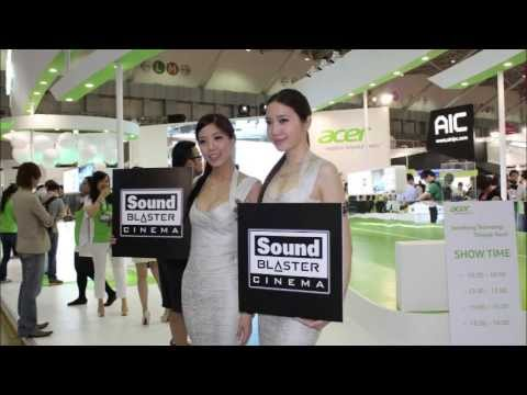 COMPUTEX 2013 - CREATIVE TECHNOLOGY LTD