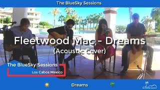Dreams - Fleetwood Mac Acoustic Cover with lyrics
