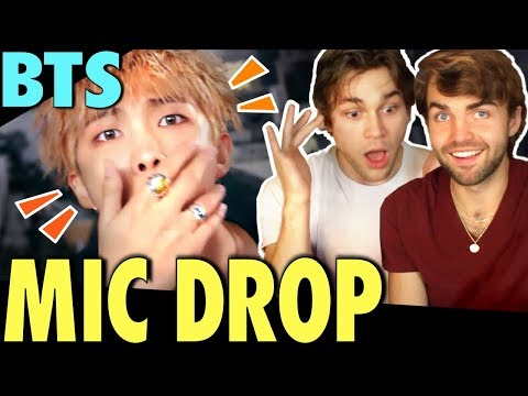 BTS - MIC Drop (Steve Aoki Remix) MV Reaction! [First Time Hearing The Song!!]
