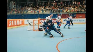 World Roller Games Men's Final | Inline Hockey | USA vs Czech Republic