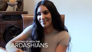 Kim Kardashian & Alice Johnson Meet After Her Release | KUWTK | E! thumbnail