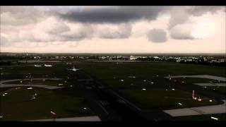 [FSX] - Ultimate Traffic 2 in Charles de Gaulle Airport