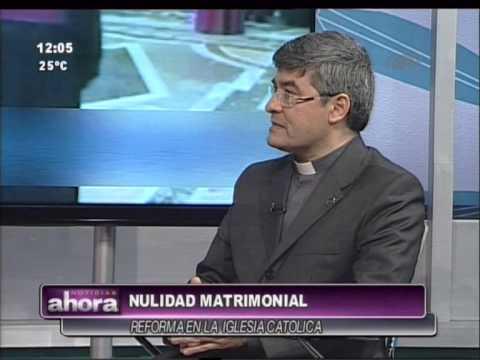 Matrimonio Catolico Disolucion : Cómo funciona la nulidad del matrimonio católico. 09 09 2015 youtube