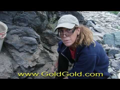 Group Gold Mining Projects 2017 - It was right here that the nuggets were discivered yesterday!