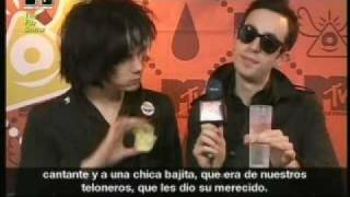 The Horrors - Count In Fives + Interview at Benicassim