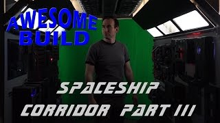 Spaceship Corridor Part 3 - Awesome Build