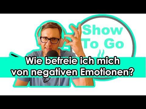 Wie befreie ich mich von negativen Emotionen? - Rene Schwuchow - Show To 58