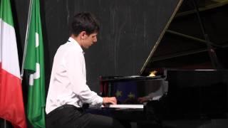 26 July 2015 - 21.15 - F. Chopin, Nocturne Op. 48 n. 1 - KONSTANTIN KHACHIKYAN, PIANOFORTE