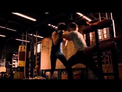 Ant Man Scott Lang VS Hope van Dyne Fight