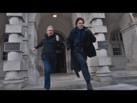 Музыка из шерлока сезон 3 серия 3 сезон