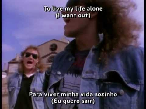 Helloween - I Want Out [Lyrics][Tradução]