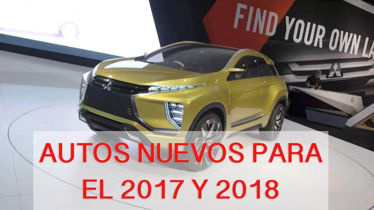 Autos Nuevos Para El 2017 Y 2018 Desde El Auto Show De Los Angeles