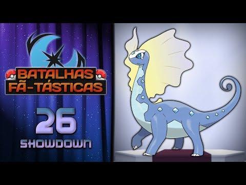 Batalhas Fã-Tásticas #26 - GG WP Aurorus!