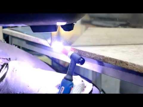 Изготовление баков из наржавеющей стали