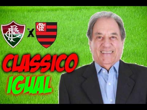 Gols De Fluminense 1 x 1 Flamengo (José C. Araújo) Rádio Tupi - C.Carioca - 02/04/2017