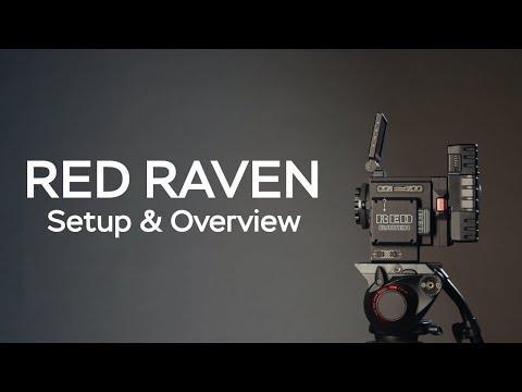 RED Raven 4.5K DSMC2 Setup and Overview Video - MagRents.com