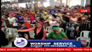 WORSHIP SERVICE 09-12-2018 LIVE BROADCAST THE BRIDE ASSEMBLY