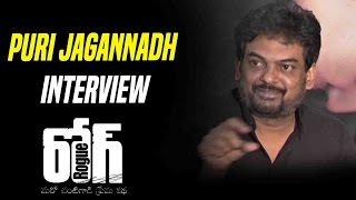 Puri Jagannadh Interview About Rogue Movie | Ishan,Mannara Chopra