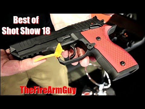 The Best of Shot Show 2018 in 3 Minutes - TheFireArmGuy