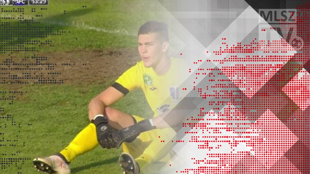 Márkvárt Dávid gólja a Újpest FC - Puskás Akadémia FC mérkőzésen