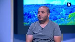 حسام نصار - جاهزية عالية وفيديو طريف للفيصلي قبل مواجهة الأهلي عربياً