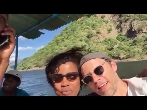 Boat Tour at Cahora Bassa Dam, Tete, Mozambique
